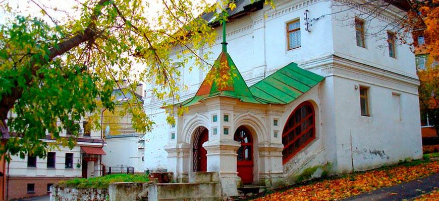 Белокаменный дом Петра (Нижний Новгород): фото, история