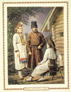 Мордовские фамилии