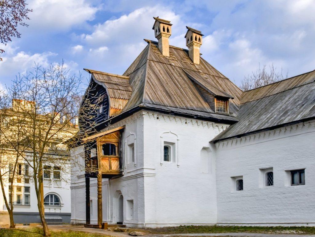 Палаты Пушникова в Нижнем Новгороде: как выглядят в настоящее время