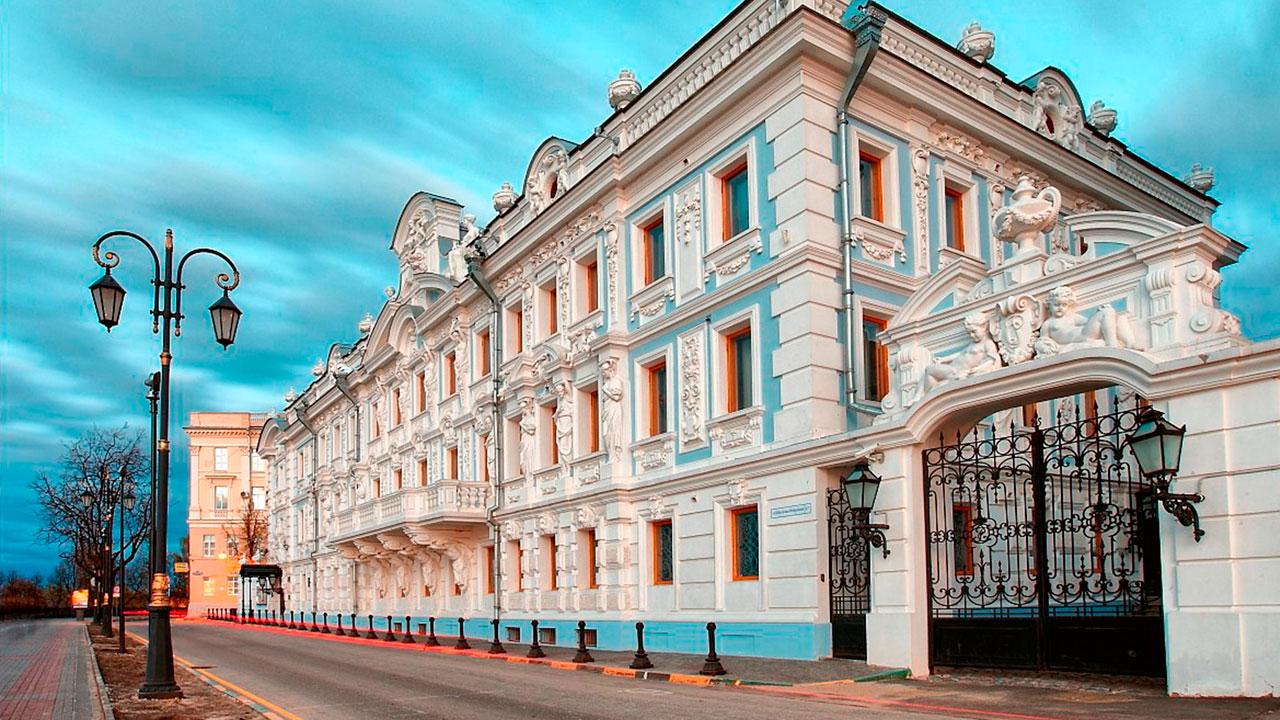 Дом Рукавишниковых (Нижний Новгород): история и фото
