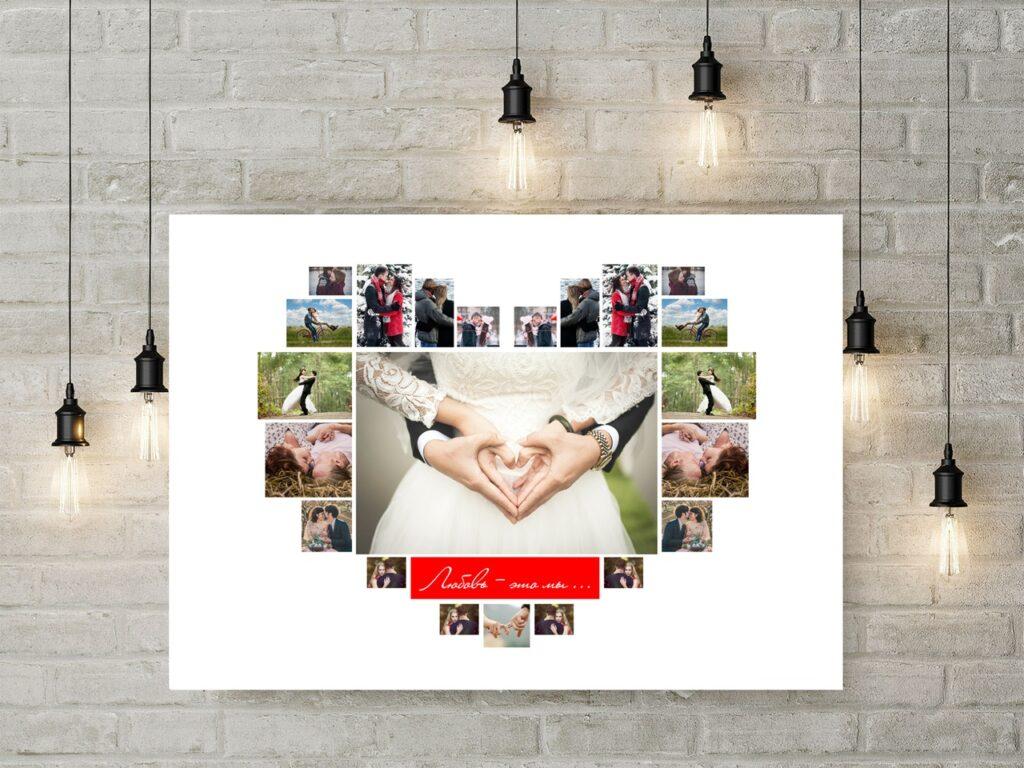 Поздавительная стенгазета: плакаты на юбилей с фото 35, 50, 55, 60, 70 лет
