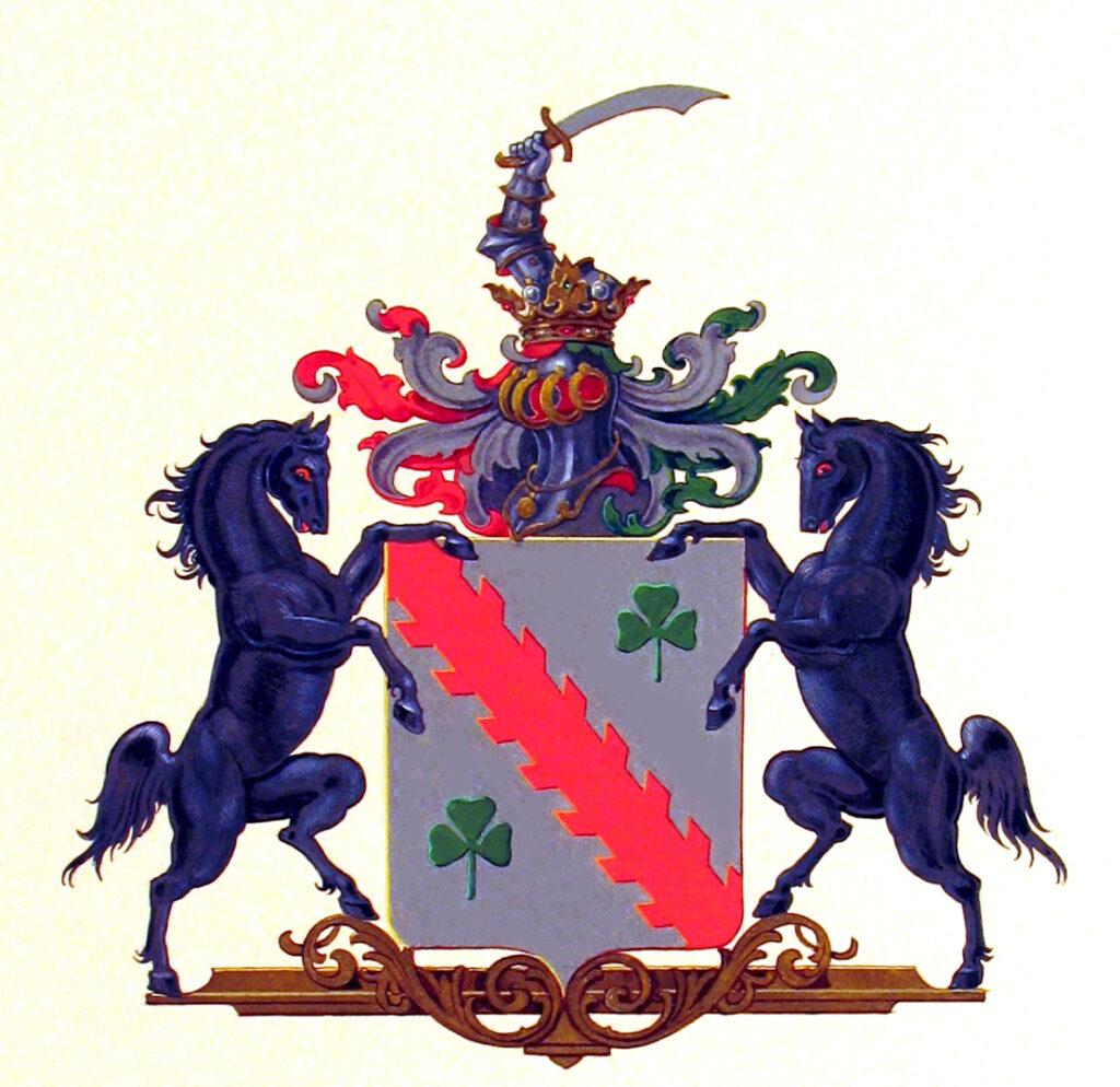 герб Ковалёвых